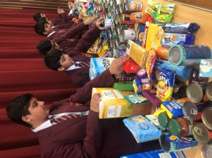 Food Bank Collection December 2019